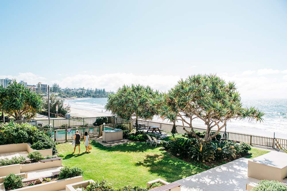 Holiday apartments in Kings beach, Caloundra, QLD